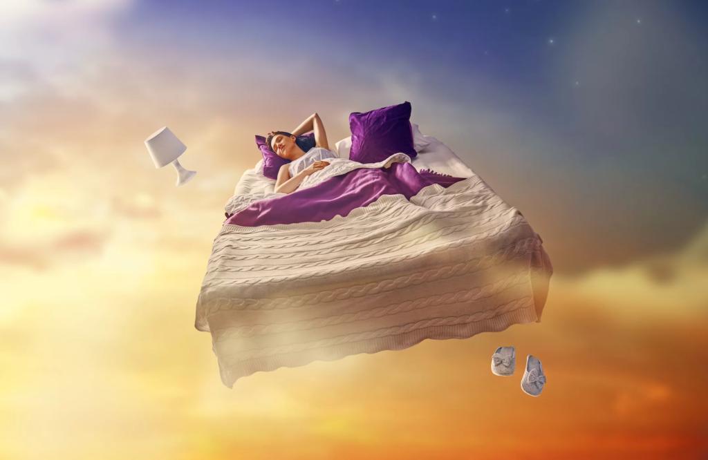 Почему мы не можем вспомнить сны