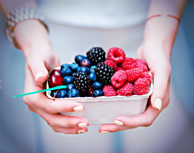 фрукты перед употреблением