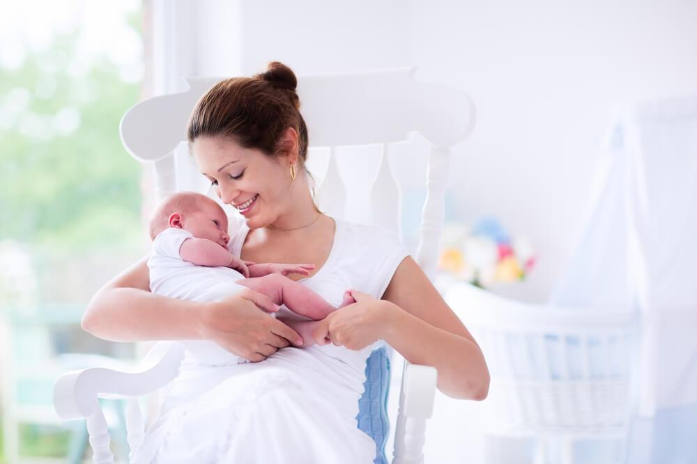 Гастроэзофагеальный рефлюкс у младенцев