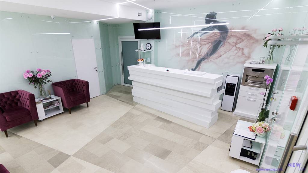 Уютная атмосфера внутри клиники