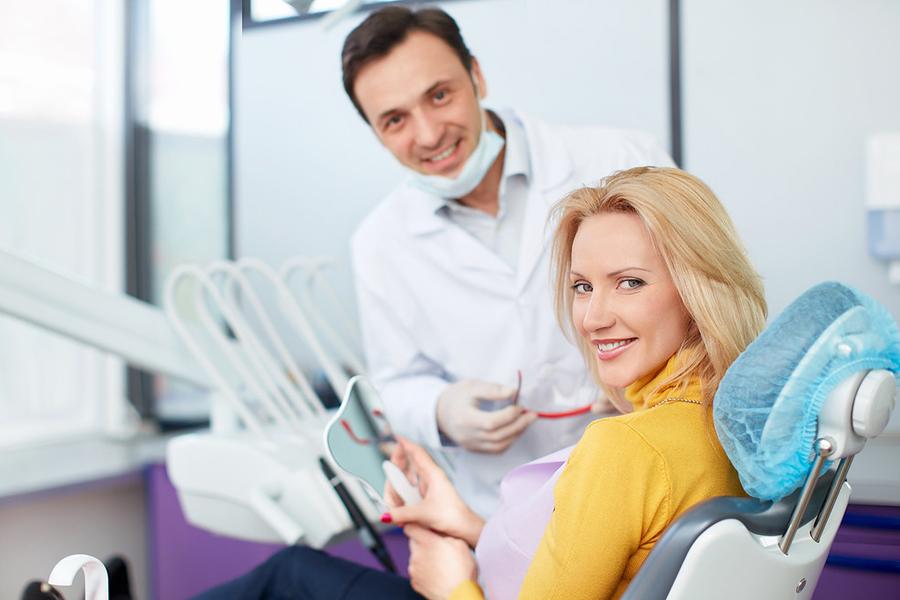 Лечение корневых каналов у стоматолога
