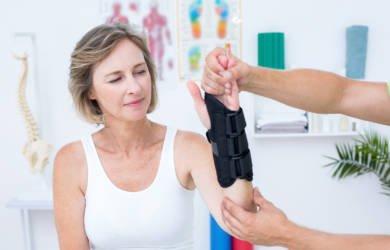 Особенности реабилитации после перелома руки